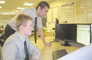 Craig and David metalweb apprentice press release small
