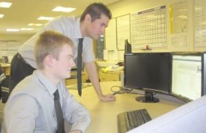 Craig and David metalweb apprentice press release small