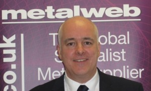 Tony Heard metalweb Operations Director