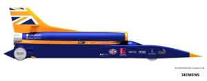 metalweb and Bloodhound SSC attempt to break the Land Speed world record