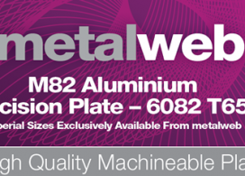 M82 Aluminium Plate from metalweb