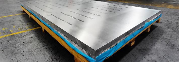 Aluminium Rolled Plate & Sheet
