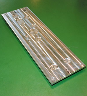 metalweb tooling plate