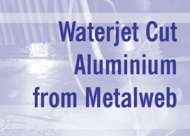 waterjet cut aluimnium brochure